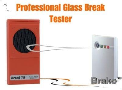 Glass Break Detector Simulator