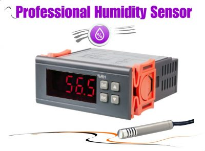 Electronic humidity control