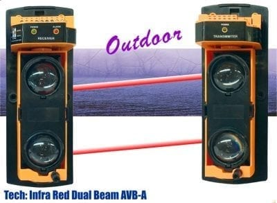 dual outdoor beam