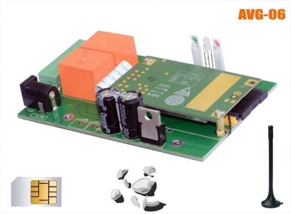 Gate opener AVG-06 by Av-Gad