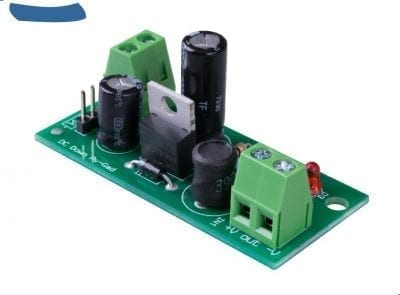 DC to DC step down converter