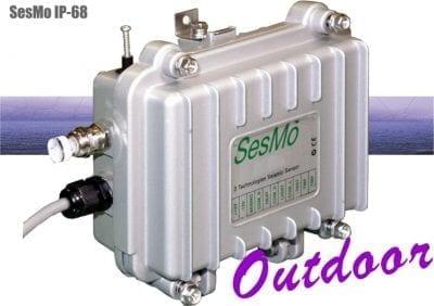 Seismic detector SesMo EXP-68
