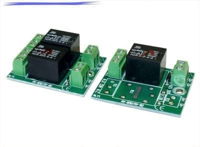 Professional relays module