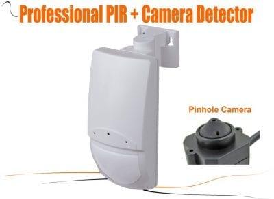 Active PIR with CCTVColor camera