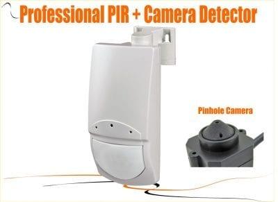 PIR Detector plus Camera