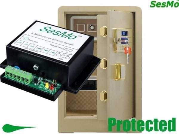 Safe deposit protection