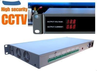 Central CCTV Rack Mount Power Supply