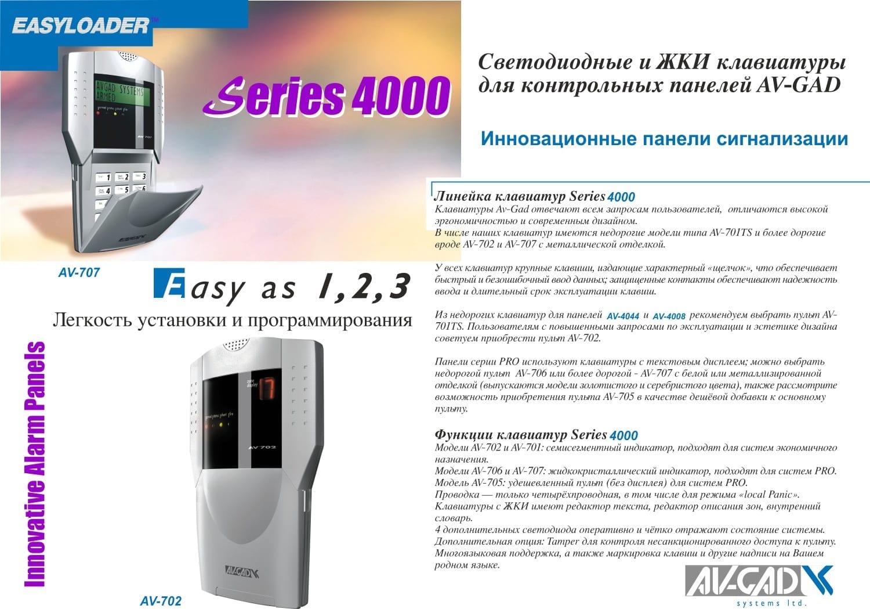 Av-Gad Продажи в Российской Федерации