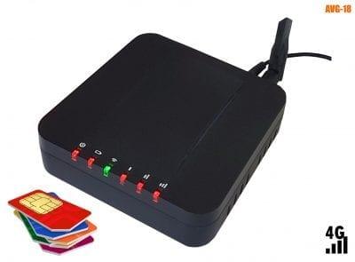 GSM alarm backup AVG18