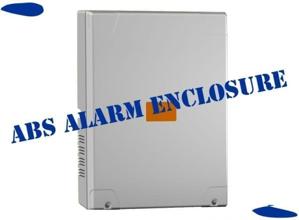 ABS enclosure for Alarm Panels