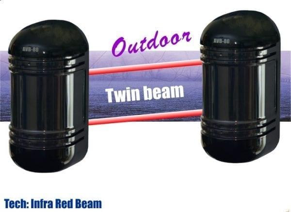 Dual ourdoor beam