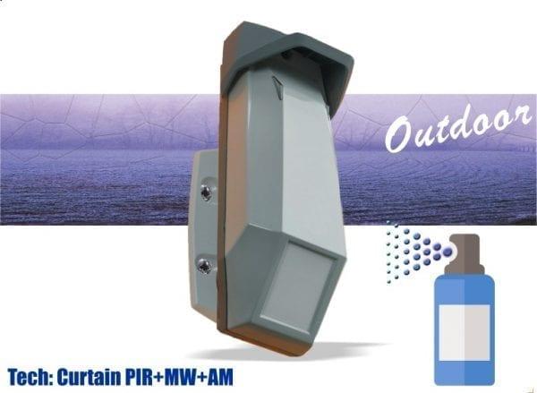 outdoor curtain detector