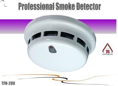 Rate of rise temperature heat detector