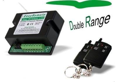 RF remote control AVS22