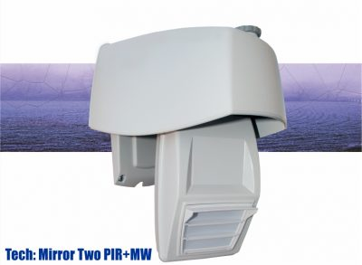 Triple Tech outdoor detector