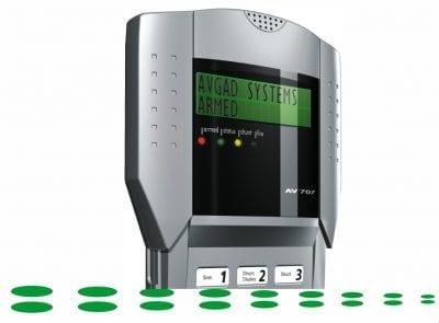 LCD Alarm Keypad AV-707