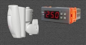 Indoor Alarm & Smoke Detectors