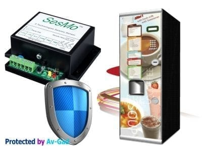 Food Vending Machine Protection