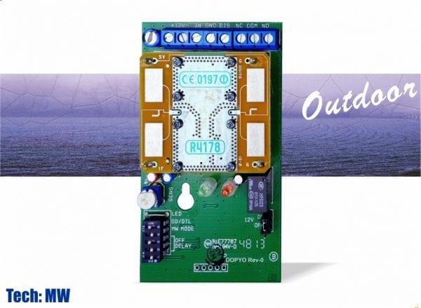 Microwave Detector DopYo